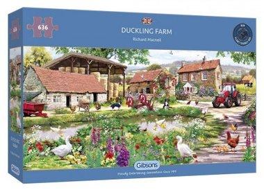 Duckling Farm - Puzzel (636)