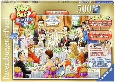 Wat Als #2: De Bruiloft - Puzzel (500)