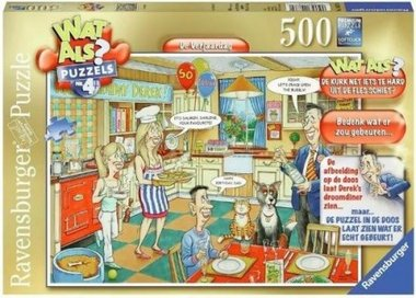 Wat Als #4: De Verjaardag - Puzzel (500)