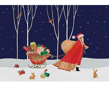 Santa's Big Night - Puzzle (250)