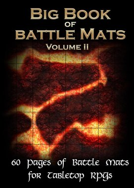 Big Book of Battle Mats II