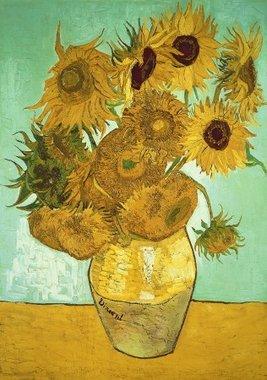 Sunflowers - Puzzel (140)