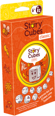 Rory's Story Cubes: Classic [ECO-BLISTER]