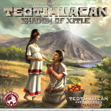 Teotihuacan: Shadow of Xitle [ENG-NL]