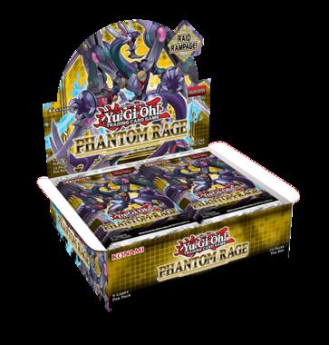 Yu-Gi-Oh! Phantom Rage (Boosterbox)