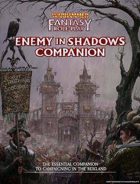 Warhammer Fantasy RPG: Enemy in Shadows Companion