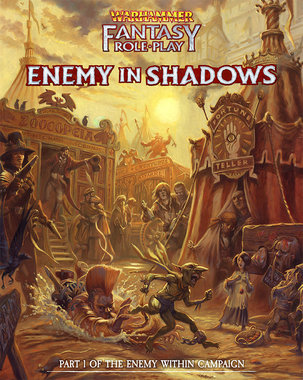 Warhammer Fantasy RPG: Enemy in Shadows