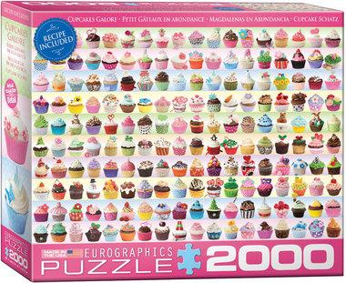 Cupcakes Galore - Puzzel (2000)