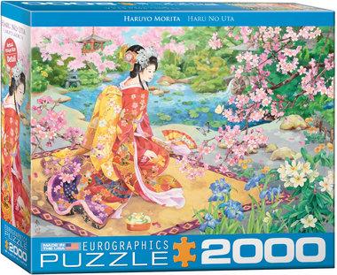 Haru No Uta - Puzzel (2000)