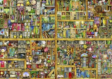 Shelf Life - Puzzel (40)