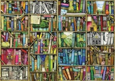 Bookshelf - Puzzel (40)
