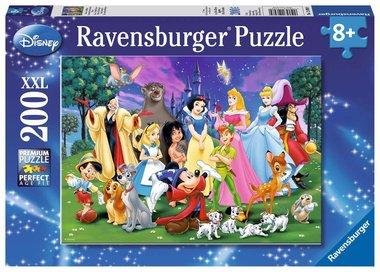 Disney's Lievelingen - Puzzel (200XXL)