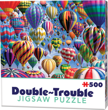 Balloons - Double Trouble Puzzle (500)