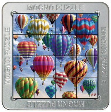 Balloons - 3D Magna Small Puzzle (16)