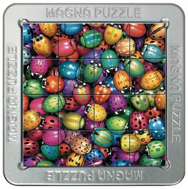 Bugs - 3D Magna Small Puzzle (16)