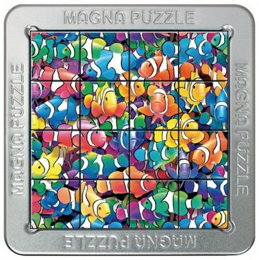 Clowns - 3D Magna Small Puzzle (16)