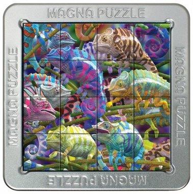 Chameleons - 3D Magna Small Puzzle (16)