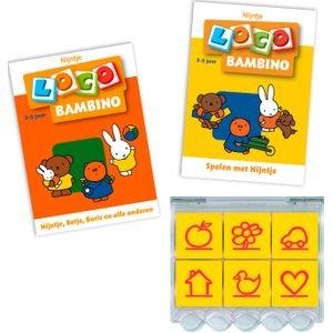 Bambino Loco - Pakket: Samen Spelen met Nijntje (3-5 jaar)