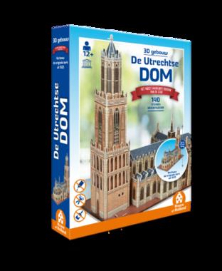 Utrecht: De Dom - 3D Puzzel (140)