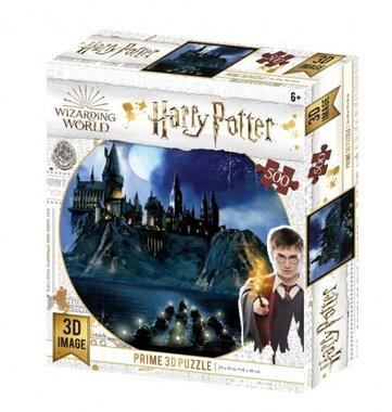 Harry Potter: Hogwarts - Prime 3D Puzzle (500)
