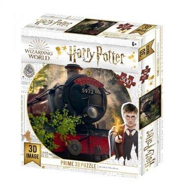 Harry Potter: Hogwarts Express - Prime 3D Puzzle (500)