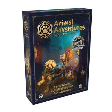 Animal Adventures: RPG Starter Set