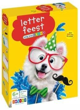 [GEMIDDELD BESCHADIGD] Veilig Leren Lezen Letterfeest