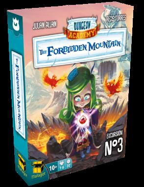 Dungeon Academy: The Forbidden Mountain (Excursion 2)