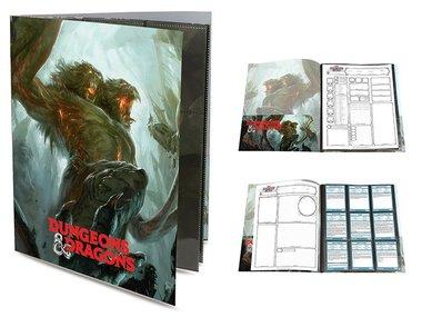 Dungeons & Dragons: Character Folio (Demogorgon)