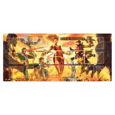 Legendary: Marvel Playmat (Dark Phoenix vs. The X-Men)