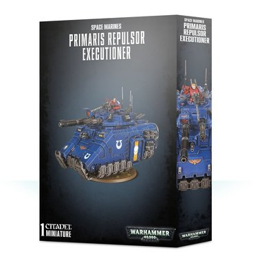 Warhammer 40,000 - Space Marines: Primaris Repulsor Executioner