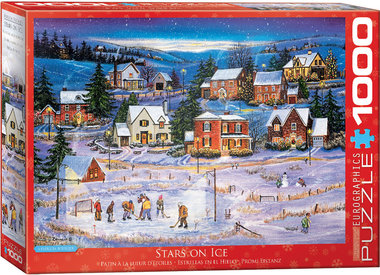 Stars on Ice - Puzzel (1000)