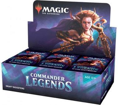 MTG: Commander Legends Draft Boosterbox
