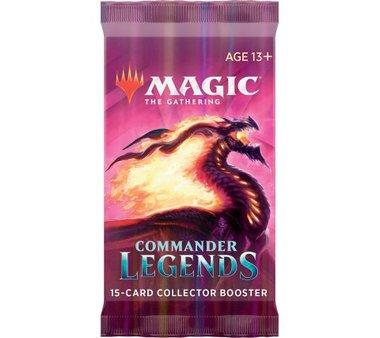 MTG: Commander Legends Collector Booster