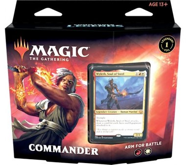 MTG: Commander Legends - Commander Deck: Arm for Battle