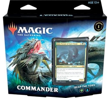 MTG: Commander Legends - Commander Deck: Reap the Tides