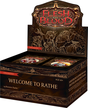 Flesh and Blood: Welcome to Rathe (Boosterbox)