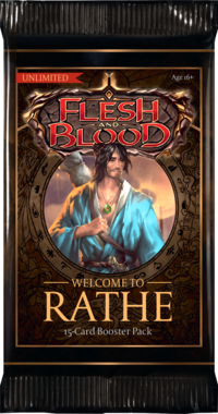 Flesh and Blood: Welcome to Rathe (Booster)