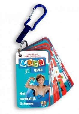 Loco Quiz: Het Menselijk Lichaam (7+)