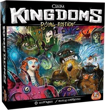 Claim Kingdoms: Royal Edition