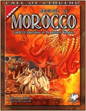 Call of Cthulhu: Secrets of Morocco