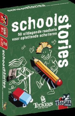 Black Stories Junior: School Stories [NL]