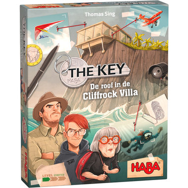 The Key: De Roof in de Cliffrock Villa (8+)