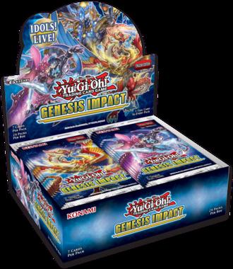 Yu-Gi-Oh! Genesis Impact (Boosterbox)