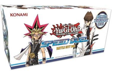 Yu-Gi-Oh! Speed Duel: Battle City Box