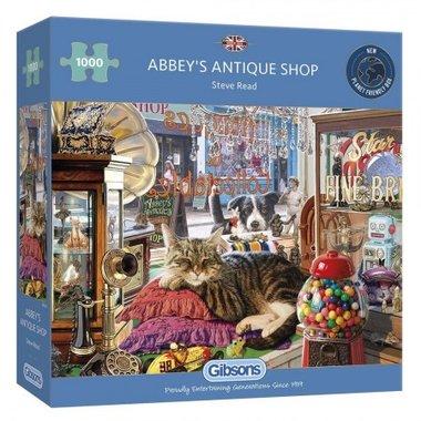 Abbey's Antique Shop - Puzzel (1000)
