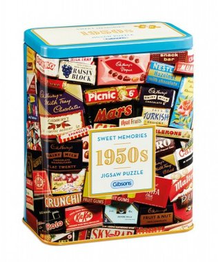 1950s Sweet Memories - Puzzel (500)