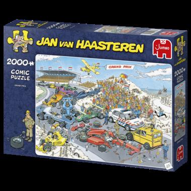 Grand Prix - Jan van Haasteren Puzzel (2000)