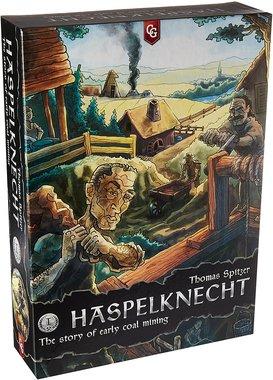 [LICHT BESCHADIGD] Haspelknecht: The Story of Early Coal Mining