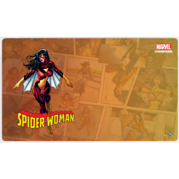 Marvel: Champions - Spider-Woman Game Mat
